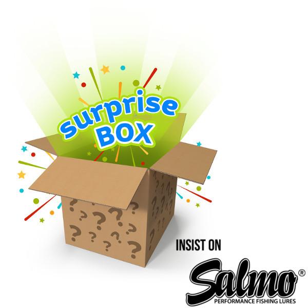 Salmo Surprise Pack, maar liefst 10 pluggen!