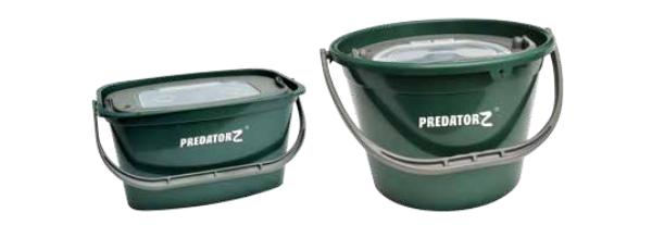 Predator-Z Live Bait Bucket (keuze uit 2 opties)