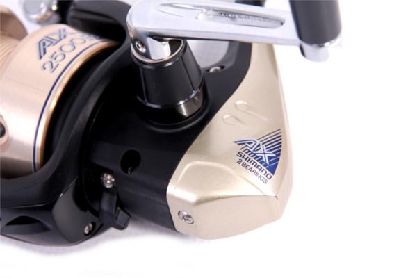 Shimano AX molens inclusief Ultimate Power Braid (keuze uit 3 uitvoeringen)