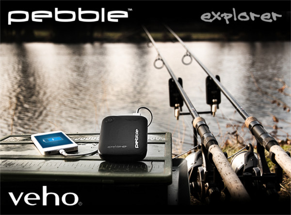 Veho Pebble Explorer Pro incl. 20cm Lightning Cable