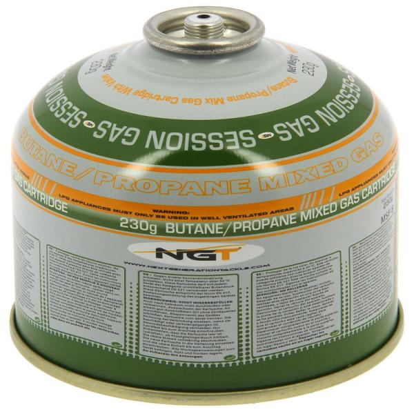 NGT 230g Butaan/Propaan-Gasfles