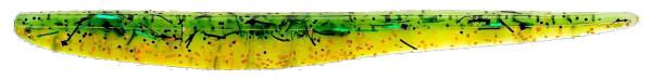 Lunker City Slug-Go 4,5'', 10 stuks! (keuze uit 23 opties) - Fire Perch