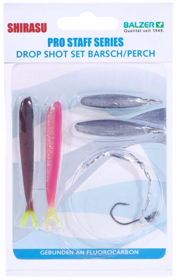 Balzer Shirasu Dropshot Set (Keuze uit 2 opties)