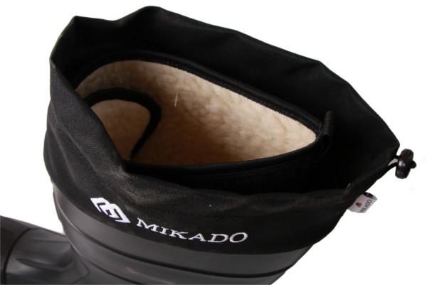Mikado North Pole Thermal Laarzen Black (Keuze uit maat 43 - 46)