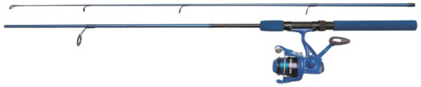 Kinetic Kids Fishing Spin Combo 1.70m 4-20gr Blauw