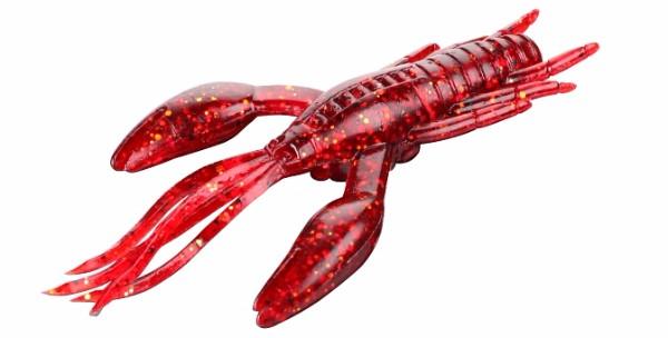 Mikado Cray Fish 10cm (keuze uit 9 opties) - Red