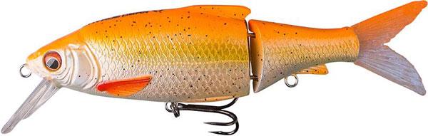 Savage Gear 3D Roach Lipster 130 (keuze uit 5 opties) - Goldfish