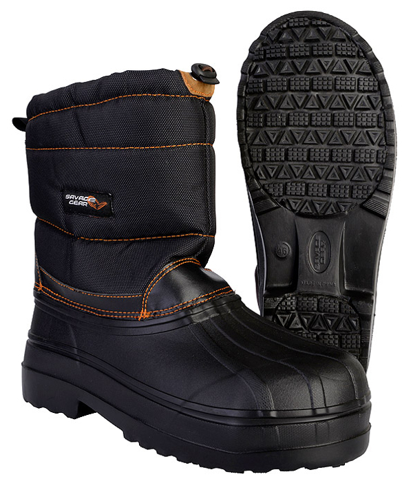 Savage Gear Polar Boot Black (maat 41 t/m 46)
