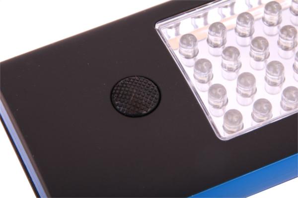 Handige LED Bivvy Light met twee standen
