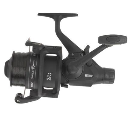 Mitchell Avocet FS 6500R Black Edition inclusief lijn