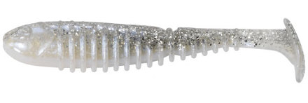 Berkley Flex Rib Shad 6,5cm, 5 stuks (keuze uit 7 opties)