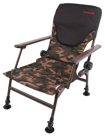 Ultimate Recliner Comfort Chair Camo