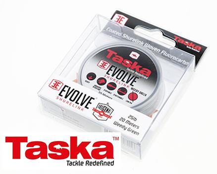 Taska Coated Shurelink Woven fluorocarbon - Weedy Green