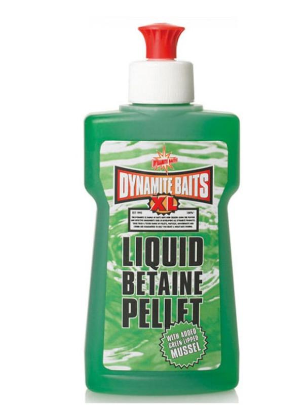 Dynamite XL Liquid Attractant (Keuze uit 7 opties) - Green Betaine Pellet