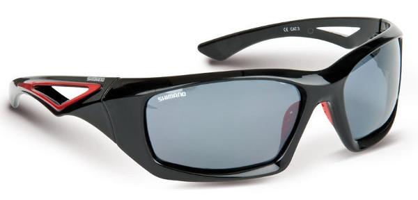 Polariserende Shimano zonnebril inclusief case (keuze uit 8 opties) - Aernos