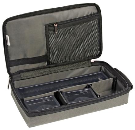 Mad Short Session Rig Bag inclusief rig wallet en 4 sorteerdozen
