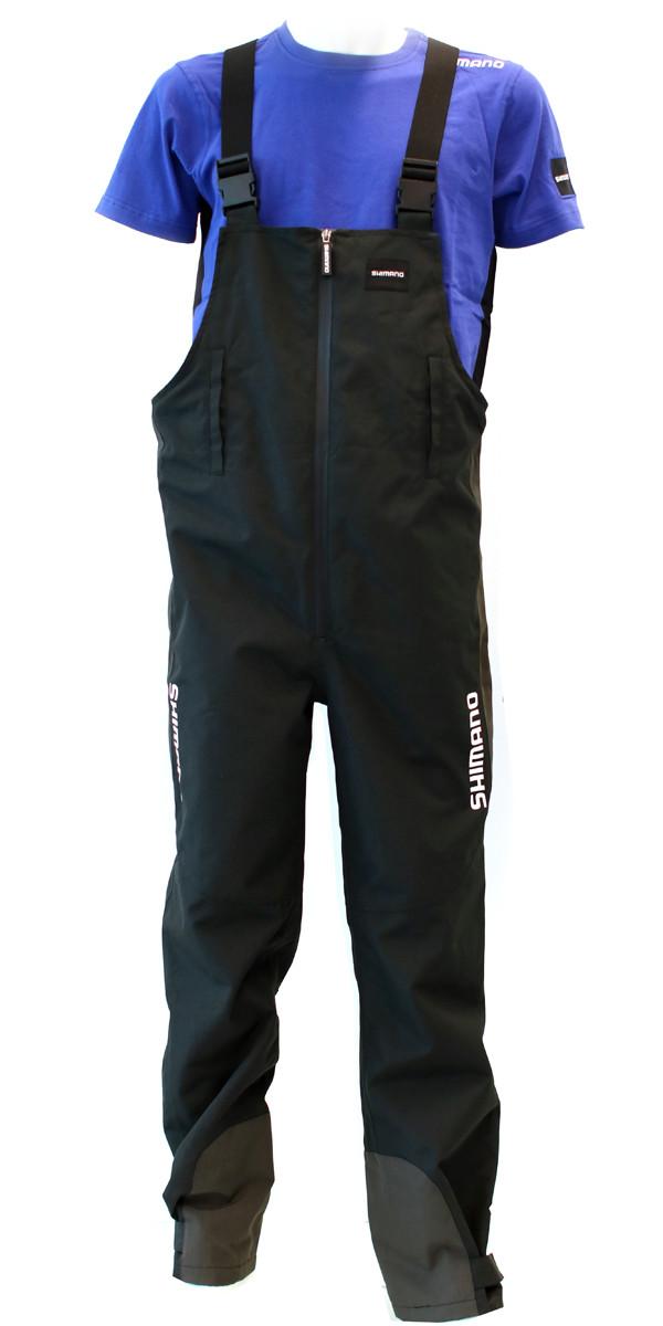 Shimano BibBrace 2018 Black (keuze uit M t/m XXXL)