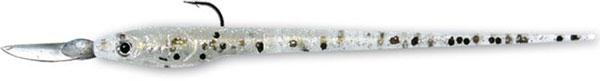 Delalande Picol'Eau 18cm 28g (keuze uit 9 opties) - Pearl Gold Glitter Black no.5