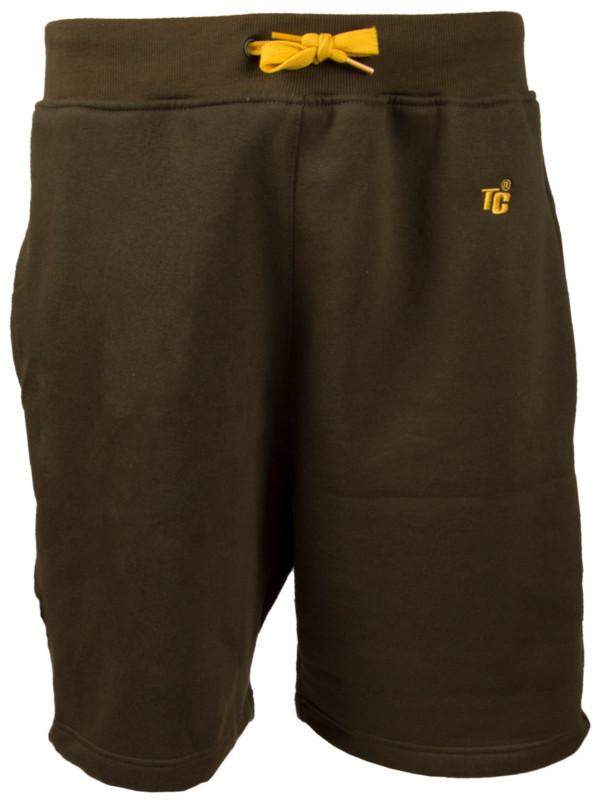 Tactic Carp Shorts in groen of zwart (Maat S) - Green, valt groener uit als te zien op de bovenste afbeelding.