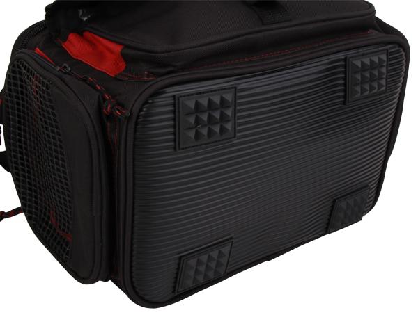 Berkley Bag 4 Boxes Red-Black