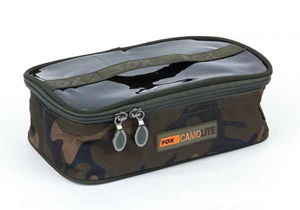 Fox Camolite Accessory Bag (keuze uit 2 opties) - Medium