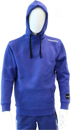 Shimano Hoody 2018 Royal Blue (keuze uit M t/m XXXL)