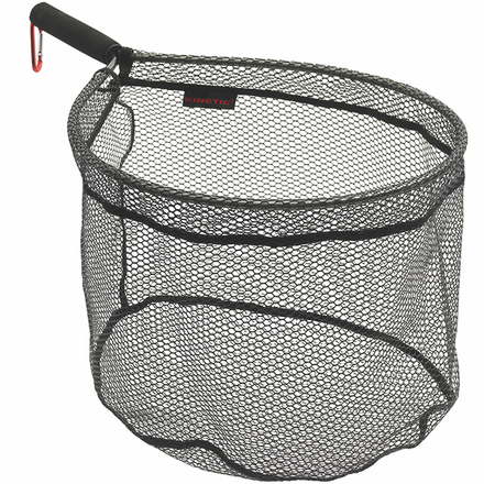 Kinetic Magnetic Quick Release Rubber Net