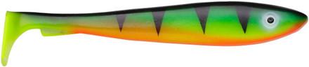 Svartzonker McRubber Shad 9cm, 8 stuks! (keuze uit 3 opties)