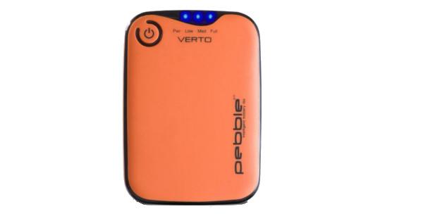 VEHO Verto Powerbank 3700 (verkrijgbaar in Grey, Orange & White) - Orange