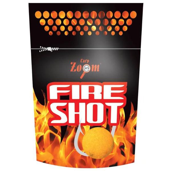 Carp Zoom Fire Shot Boilies (keuze uit 12 opties)