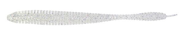 """Reins Bubring Shaker 4"""", 12 stuks (keuze uit 6 kleuren) - #421 - Icefish Holo"""