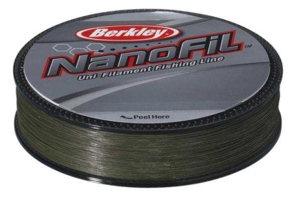 Berkley Nanofil (keuze uit 4 opties) - Low-Viz Green