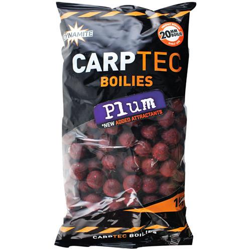 1kg Dynamite Baits CarpTec Boilies (keuze uit 7 smaken) - Plum
