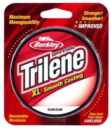 Berkley Trilene XL Smooth Casting 270m (Keuze uit 8 opties)