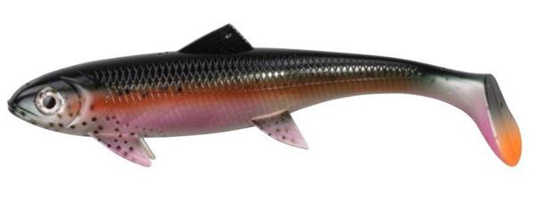 Effzett Pike Seducer Loose Body 230mm, 2 stuks (keuze uit 6 opties) - Rainbow Trout