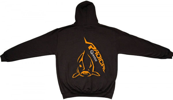 Radical Hoody Black (bechikbaar in maat L t/m XXL)