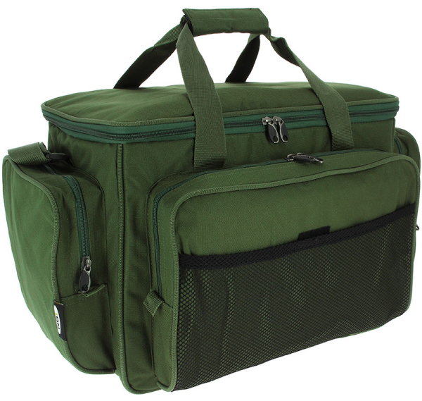 Carp Carryall Kit met Tacklebox, Glug Bag, Bit Boxes, Lead Bag en veel meer!