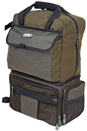 DAM Multi-Backpack incl. 5 Kunstaasdozen