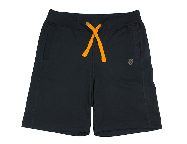 Fox Black & Orange Lightweight Joggers Short (beschikbaar in maat S t/m XXXL)