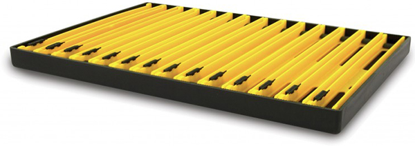 Matrix Double Winders Tray Pack Yellow