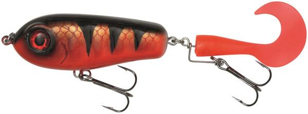 Kinetic Humpy Dumpy 9,5cm 75gr (keuze uit 6 opties) - Red Tiger