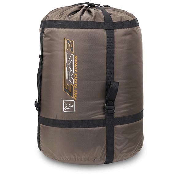 Fox Evo-Tec ERS2 Full Fleece Sleeping Bag 93 x 213cm