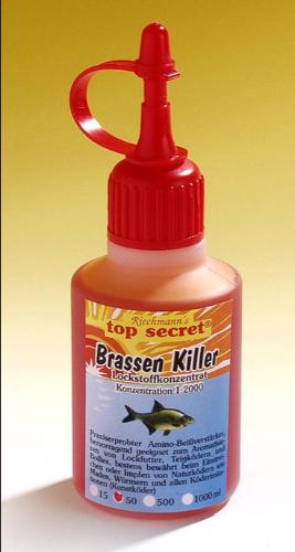 Top Secret Killer Aroma 50ml (Keuze uit 8 opties) - Top Secret Killer Aroma 50ml - Bream Killer