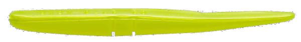 Lunker City Slug-Go 4,5'', 10 stuks! (keuze uit 23 opties) - Chartreuse Silk