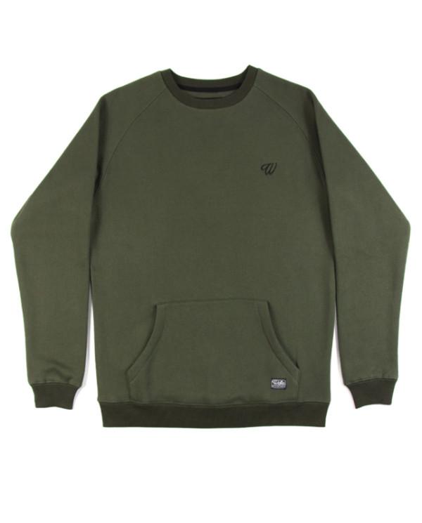 Wofte Olive D-Lo Sweater XXL