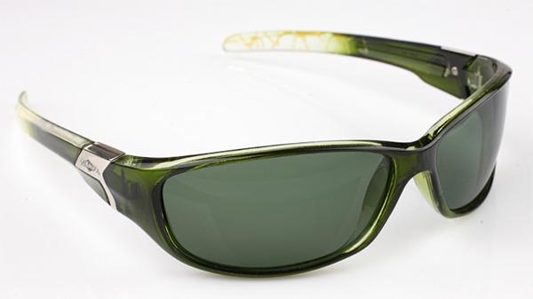 Mikado gepolariseerde zonnebril (keuze uit 3 kleuren glazen) - Green