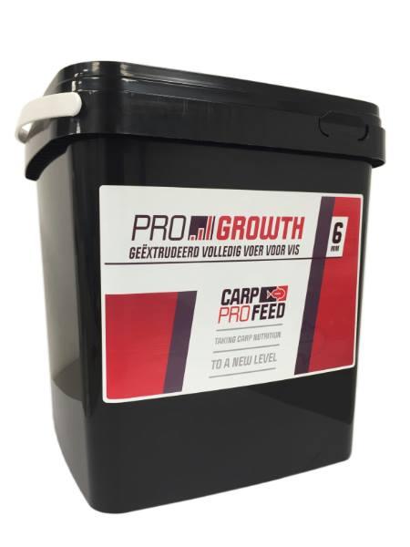 Carp Pro Feed Pellets 6mm (keuze uit 3 opties) - Growth