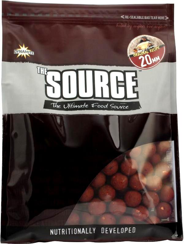 Dynamite Baits The Source Boillie (keuze uit 4 opties) - 1kg