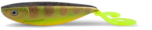Iron Claw Slab Double Curl 23cm (keuze uit 8 kleuren) - Hp