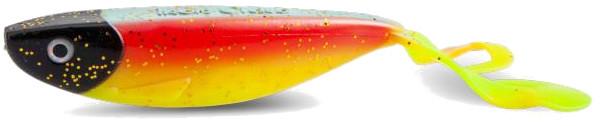 Iron Claw Slab Double Curl 23cm (keuze uit 8 kleuren) - Pa